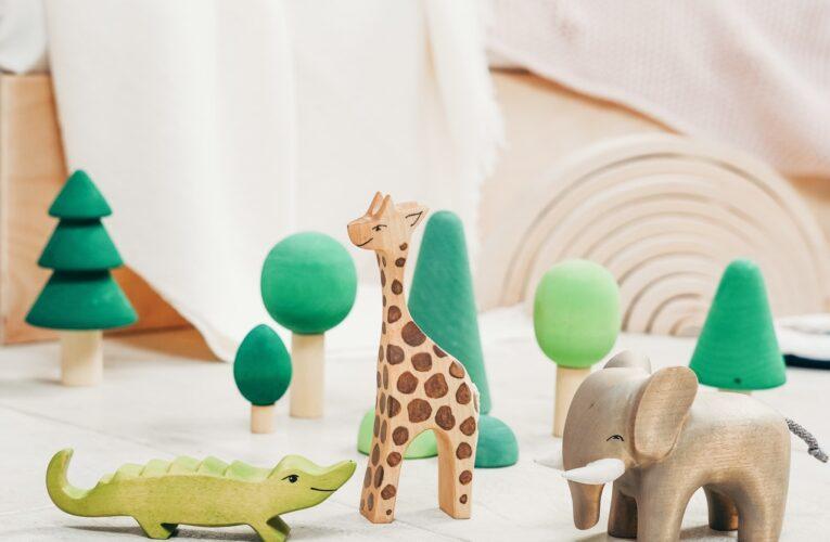 Gurli Gris legetøj – den perfekte gave til mange børn